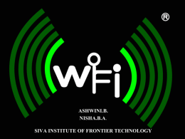 wifi technologyx