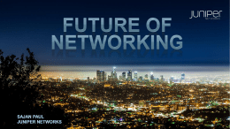 Future of Networking - C