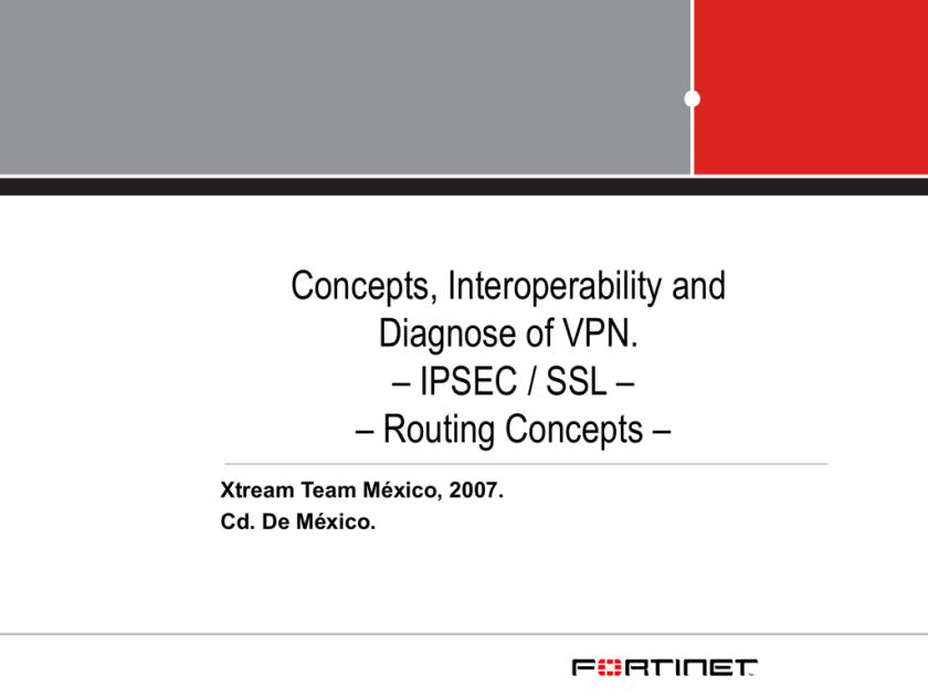 Dynamic VPN Scenario - V 1 0 | studyslide com