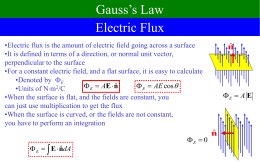 PowerPoint Presentation - Lecture 1 Electric Charge